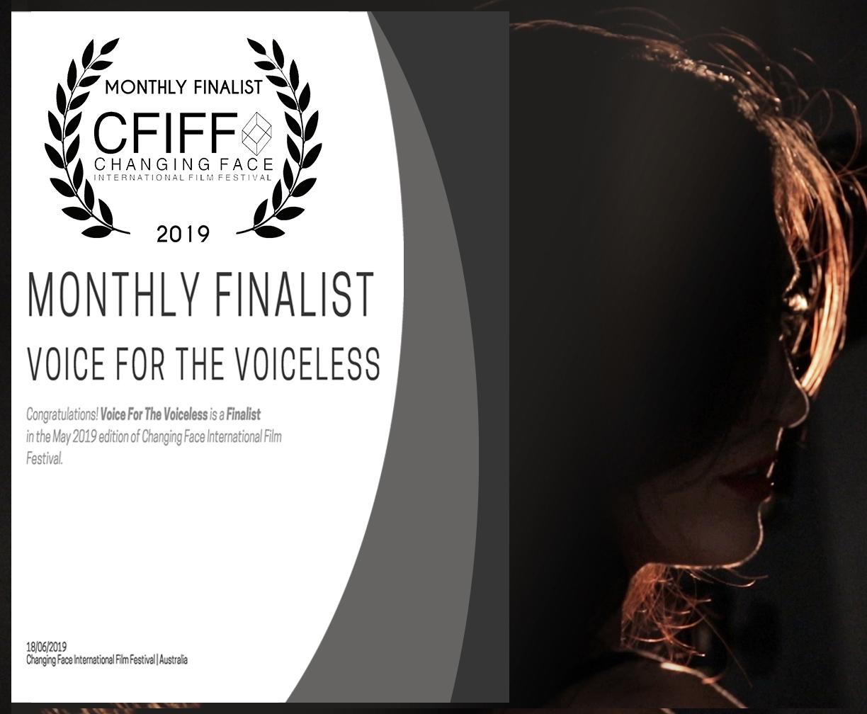 «Голос за безгласных» финалист фестиваля в Австралии
