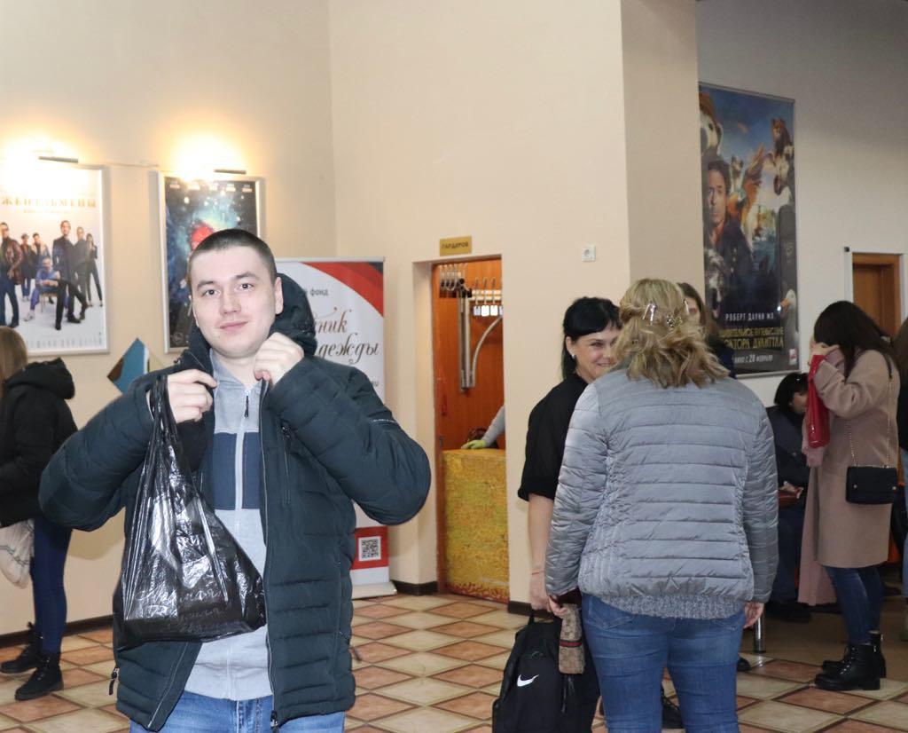 НКО «Источник надежды» организовала показ фильма в Челябинске