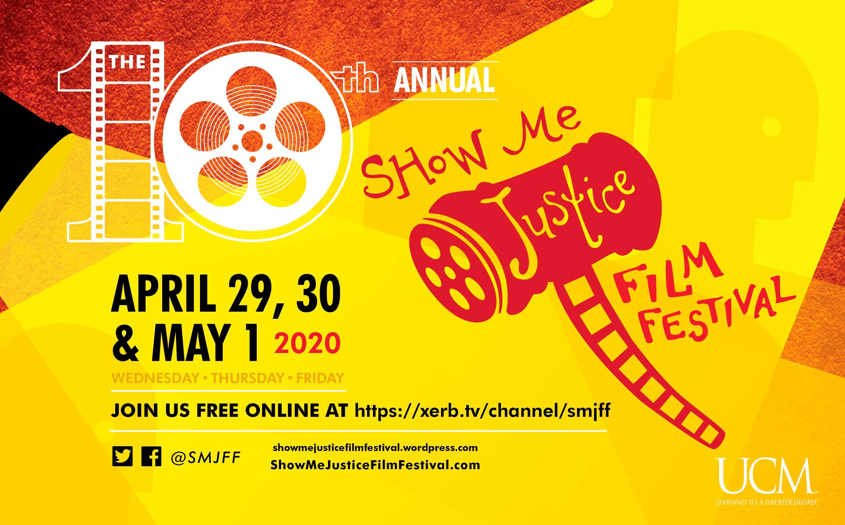 Показ фильма в США на фестивале Show Me Justice